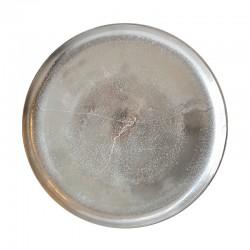 Alumiinilautanen pyöreä 24 cm