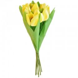 Tulppaanikimppu keltainen