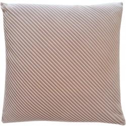 Poimu tyyny vaaleanpunainen