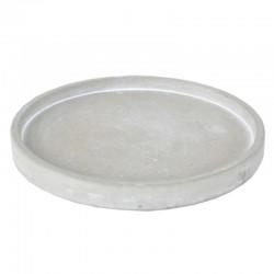 Sementtialusta pyöreä 20 cm