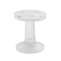 Kynttilänjalka lasi 16 cm