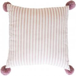 Tyyny raita roosa