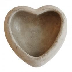 Sydän ruukku