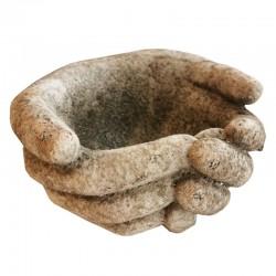 Kädet ruukku