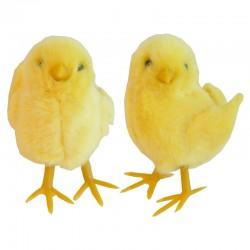 Tipu 2 kpl keltainen