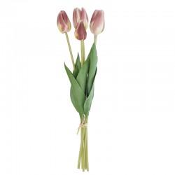 Tulppaanikimppu tumma roosa...