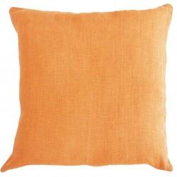 Pellava tyynynpäällinen okra