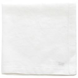 Pellava lautasliina valkoinen