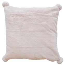 Turkis tyyny vaaleanpunainen