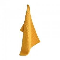 Käsipyyhe keltainen