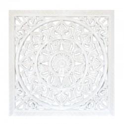 Ornamentti taulu valkoinen