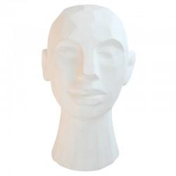 Patsas valkoinen