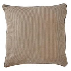 Tyyny 45x45 cm vaaleanruskea