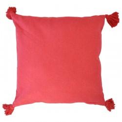 Tyynynpäällinen punainen...