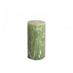 Pöytäkynttilä 5 x 10 cm oliivi