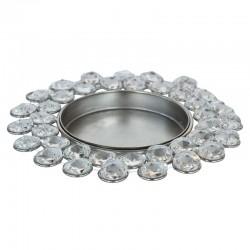Kynttiläalusta timantti