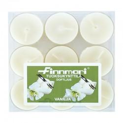 Lämpökynttilä tuoksu vanilja