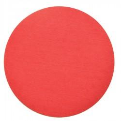 Pyöreä huopatabletti punainen